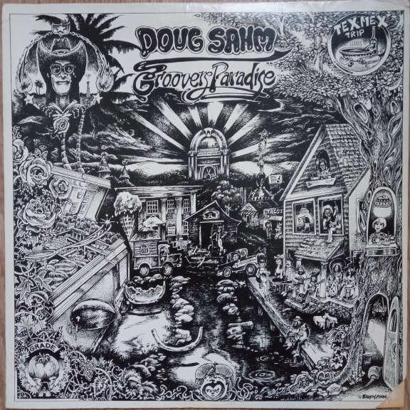 Doug Sahm Groover's Paradise  LP 0