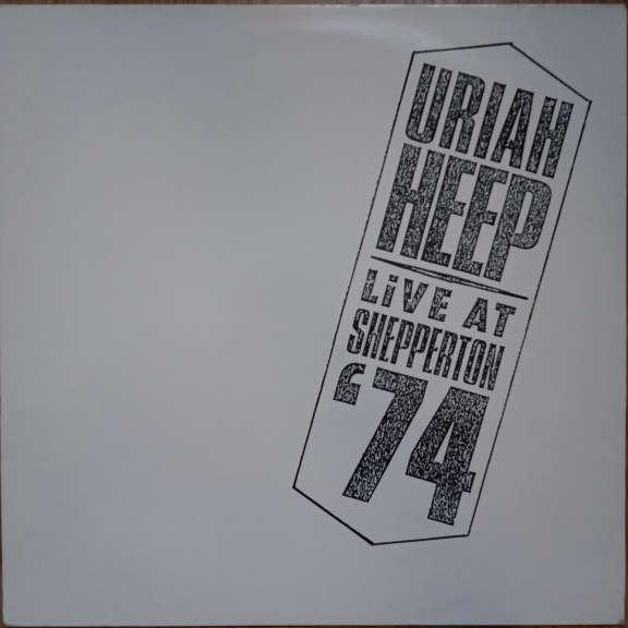 Uriah Heep Live At Shepperton '74 LP 0