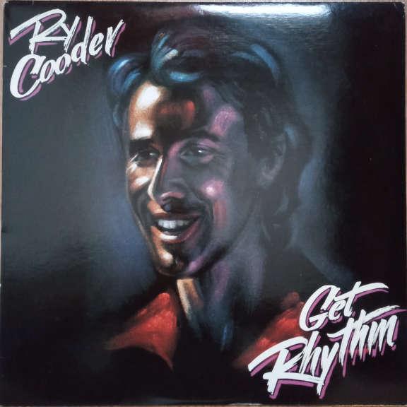 Ry Cooder Get Rhythm   LP 0