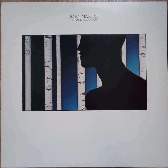John Martyn Grace & Danger  LP 0