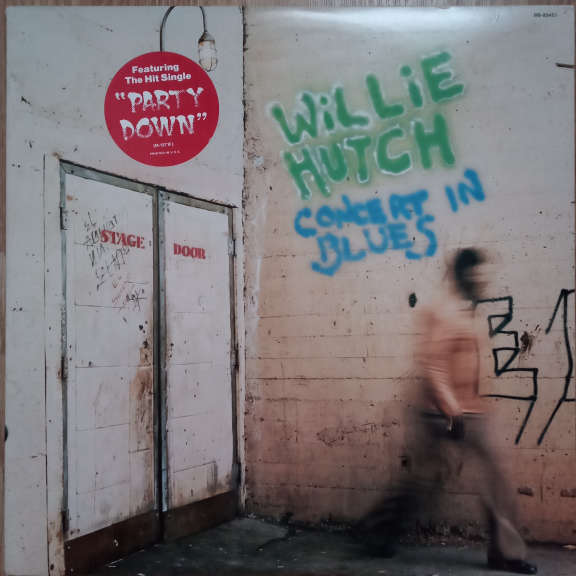 Willie Hutch Concert In Blues  LP 0