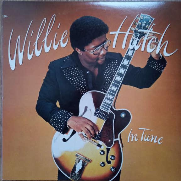 Willie Hutch In Tune  LP 0