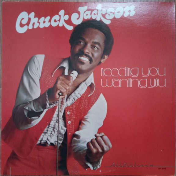 Chuck Jackson Needing You, Wanting You LP 0