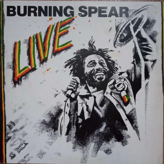 Burning Spear Live LP 0