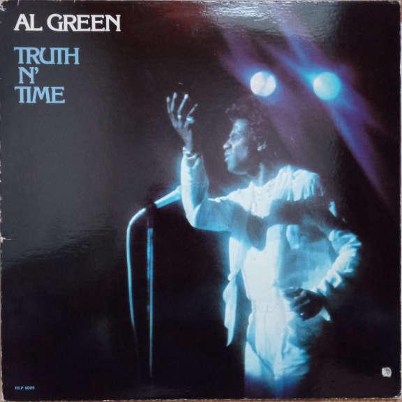 Al Green Truth N' Time LP 0