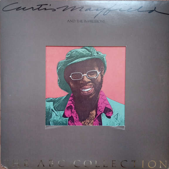 Curtis Mayfield And The Impressions The ABC Collection LP 0