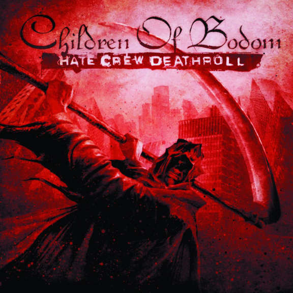 Children of Bodom Hate Crew Deathroll (coloured) LP 2021