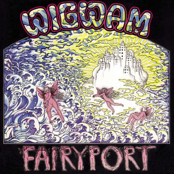 Wigwam Fairyport (coloured) LP 2021