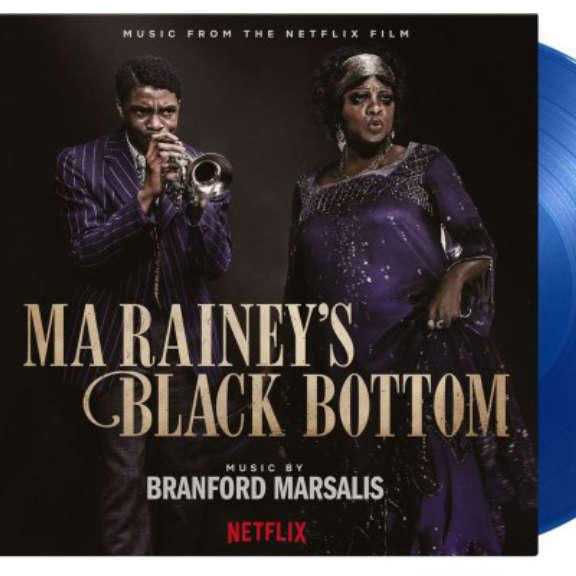 Branford Marsalis Soundtrack : Ma Rainey's Black Bottom (coloured) LP 2021