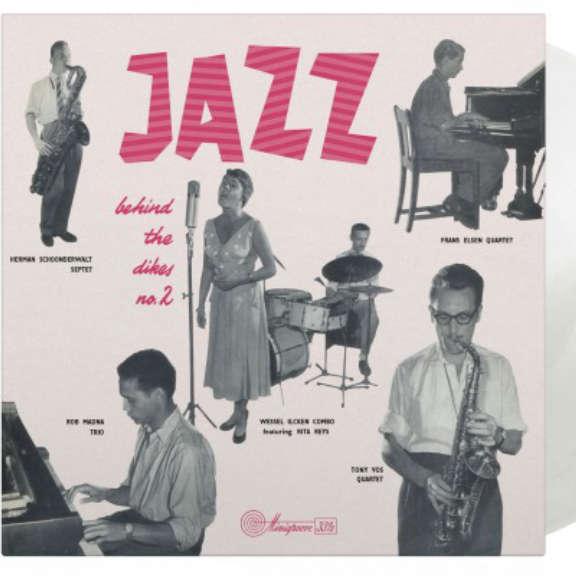 Various Jazz Behind the Dikes Vol.2 (coloured) LP 2021