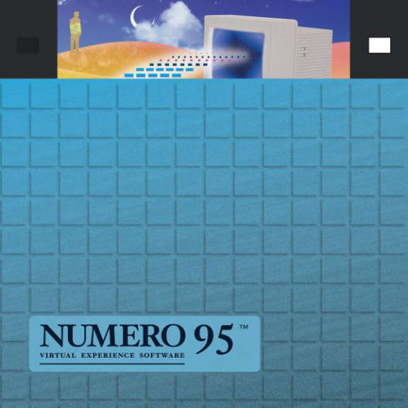Various Numero 95 LP 2021