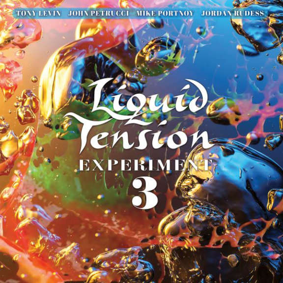Liquid Tension Experiment LTE3 (black) LP 2021