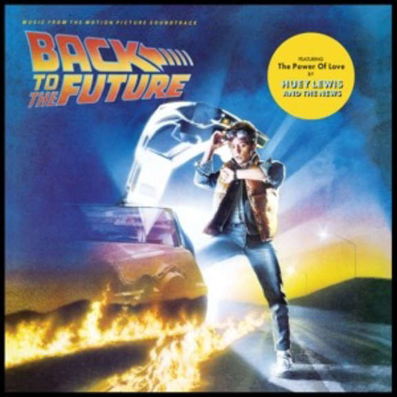 Various Soundtrack : Back To The Future LP 2021