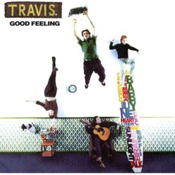 Travis Good Feeling LP 2021