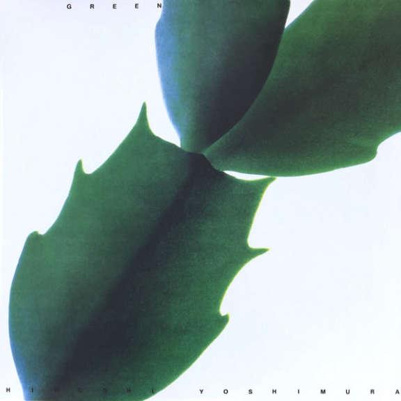 Hiroshi Yoshimura Green LP 2020