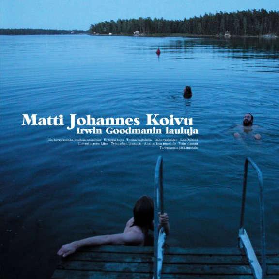 Matti Johannes Koivu Irwin Goodmanin Lauluja LP 2021
