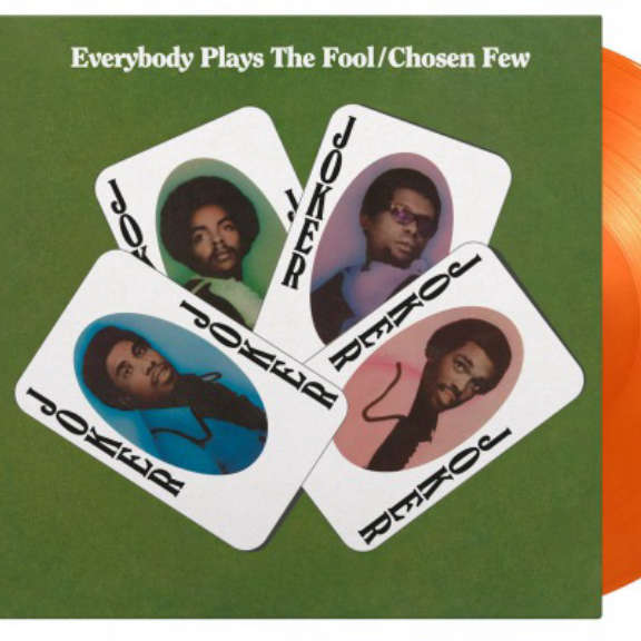 Chosen Few Everybody Plays the Fool (coloured) LP 2021