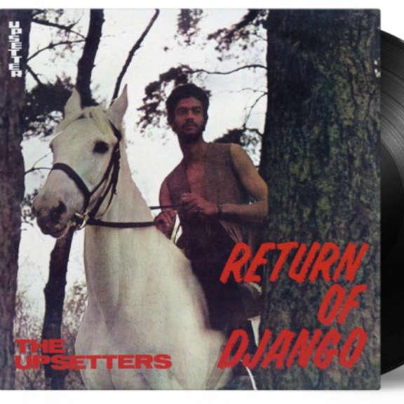 Upsetters Return of Django LP 2021