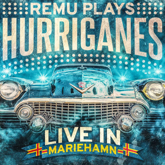 Remu plays Hurriganes Live in Mariehamn '93 (Coloured) LP 2021