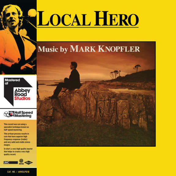 Mark Knopfler Soundtrack : Local Hero LP 2021