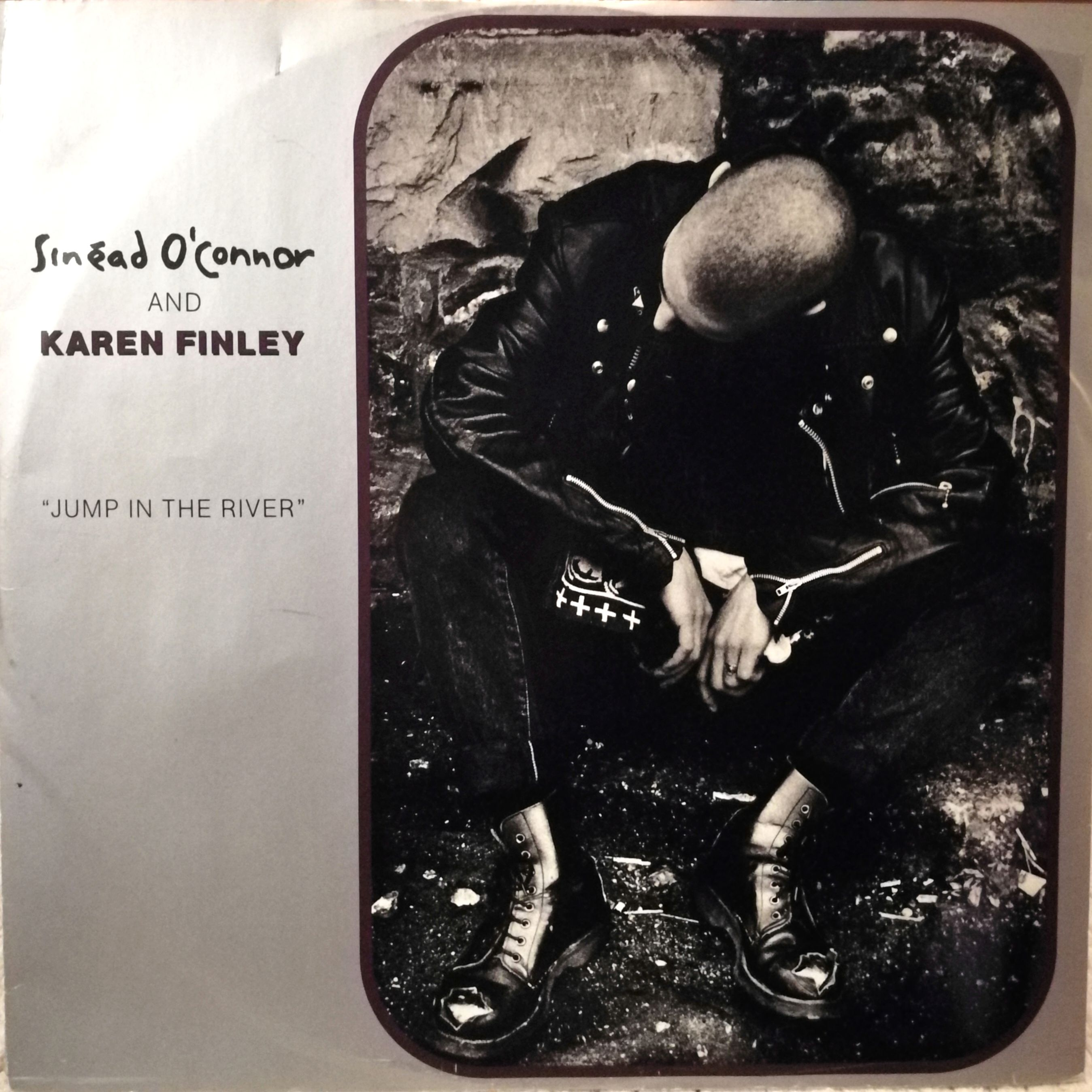 Sinead O'Connor Jump in the river LP undefined