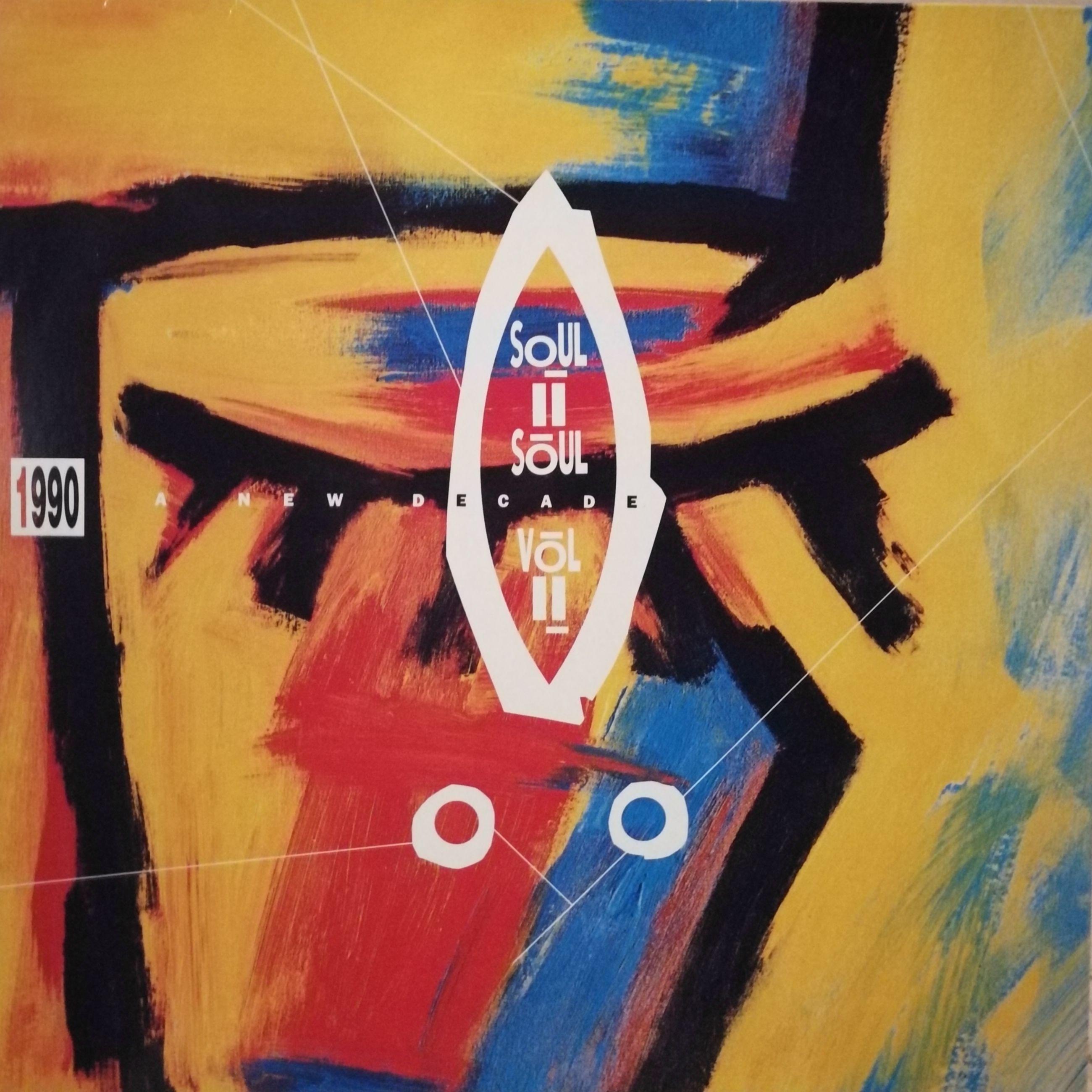 Soul II Soul / Soul 2 Soul Vol.II (1990 A New Decade) LP undefined