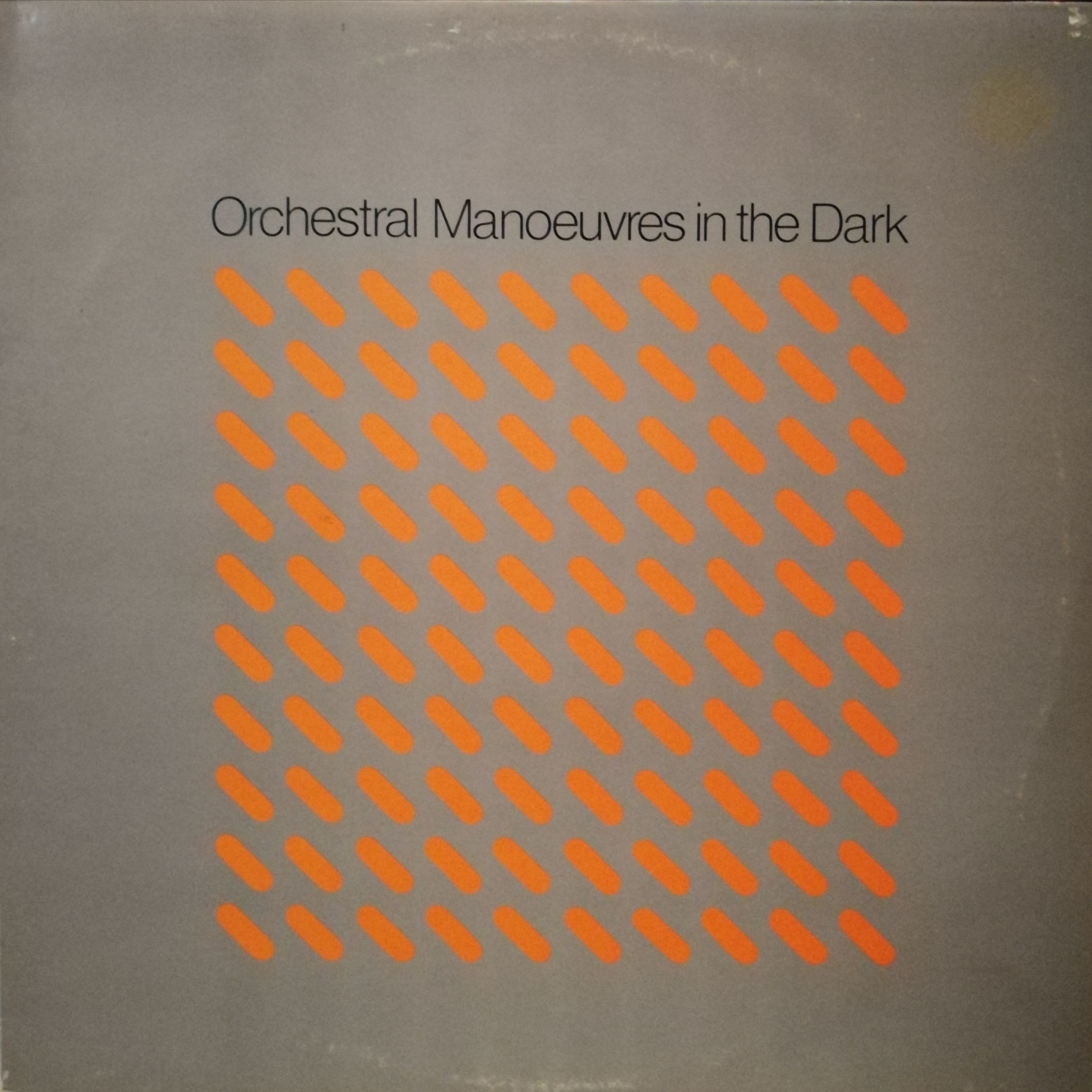 Orchestral Manoeuvres in the Dark Orchestral Manoeuvres in the Dark LP undefined