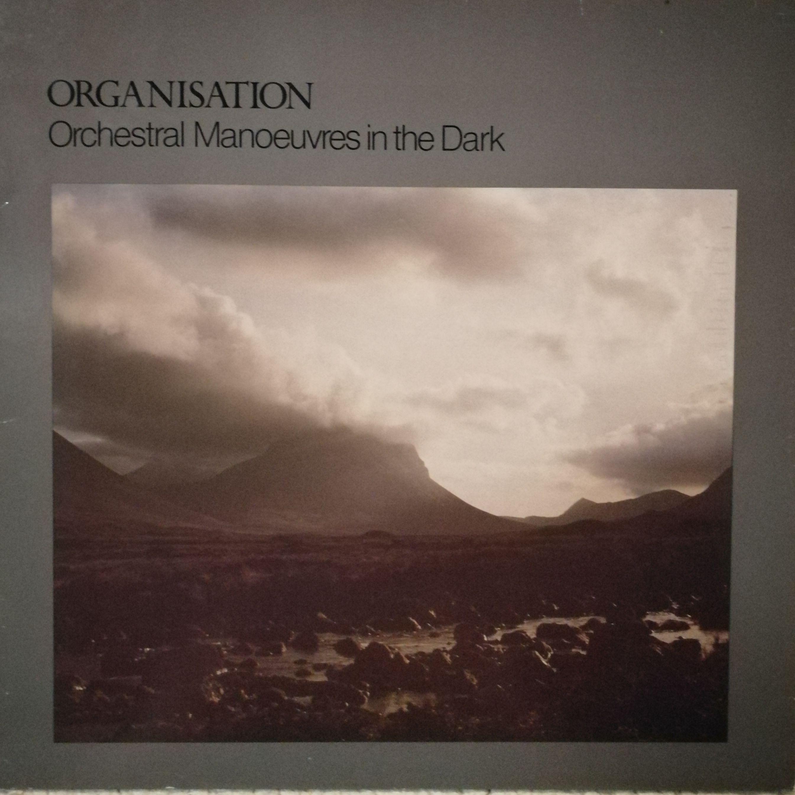 Orchestral Manoeuvres in the Dark Organisation LP undefined