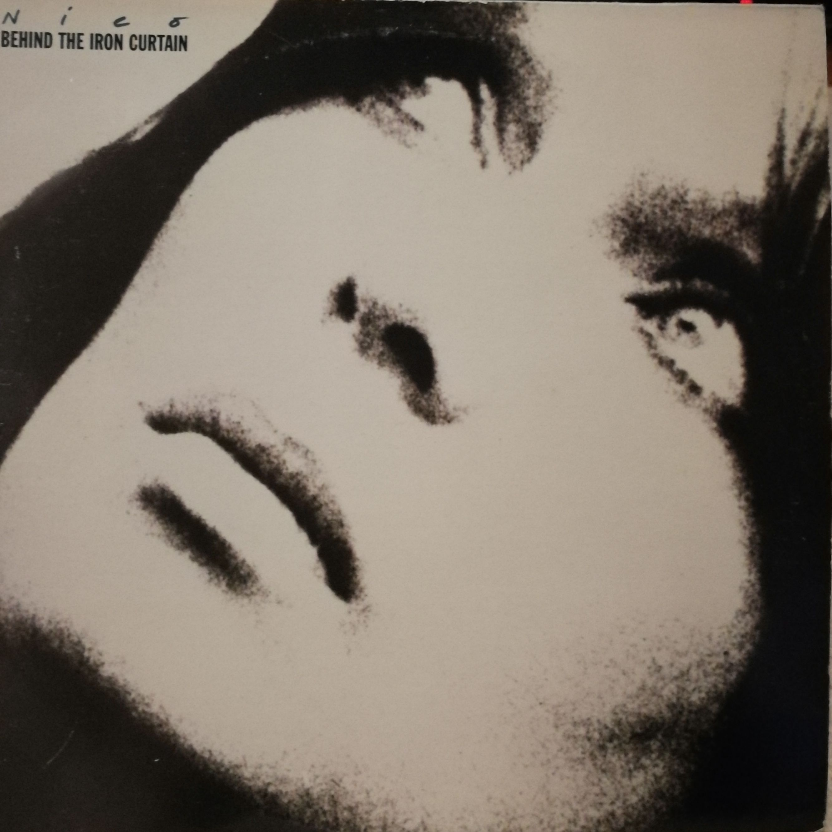 Nico Behind the Iron Curtain LP undefined