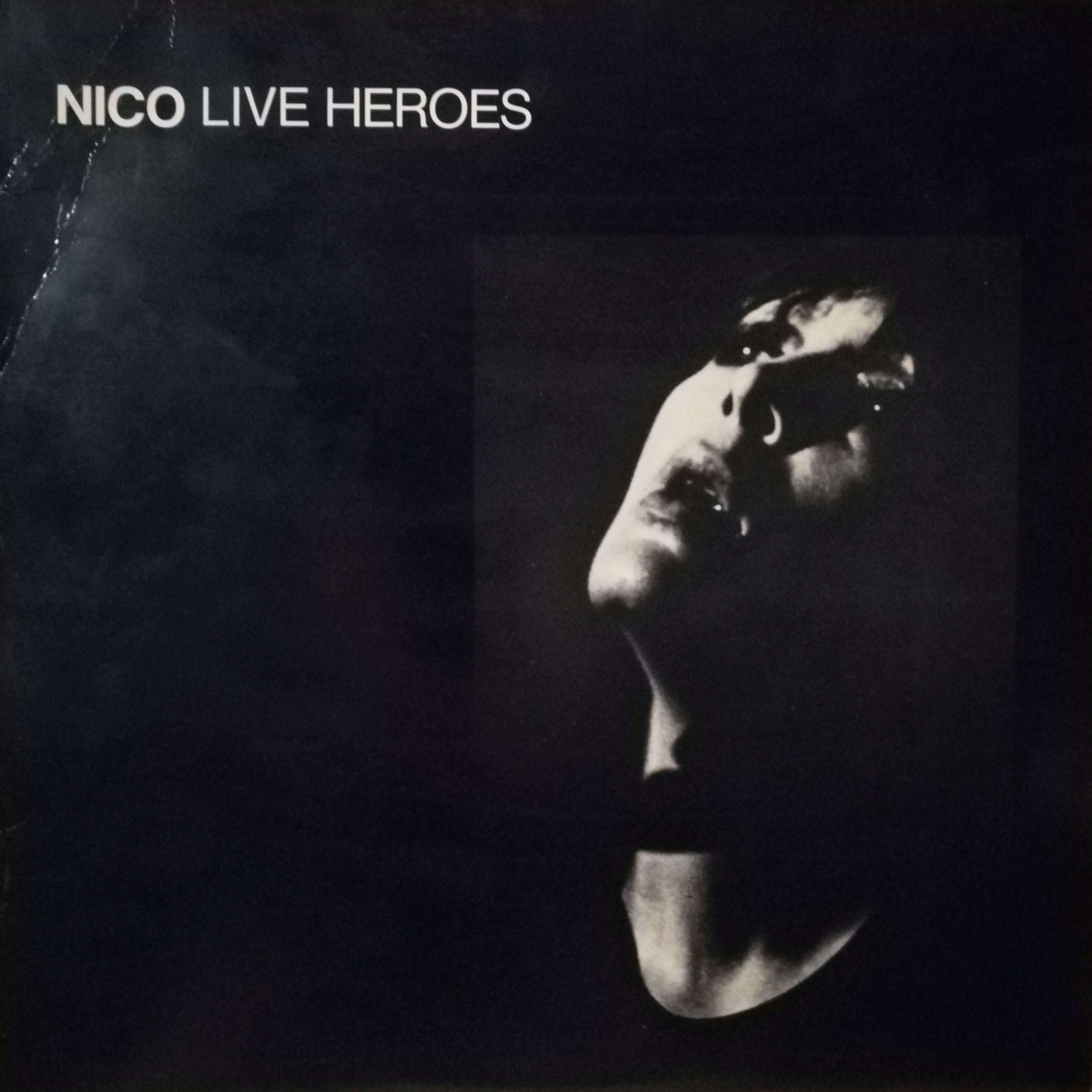 Nico Live Heroes LP undefined