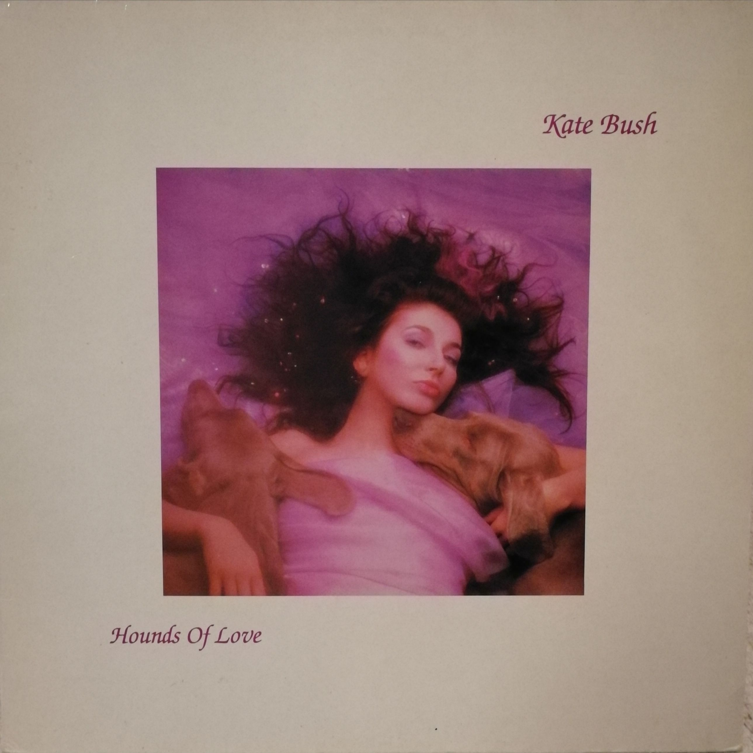 Kate Bush Hounds of Love LP undefined