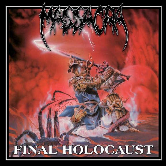 Massacra Final Holocaust (black) LP 2021
