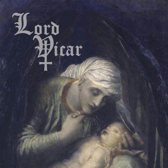 Lord Vicar The Black Powder (coloured) LP 2021