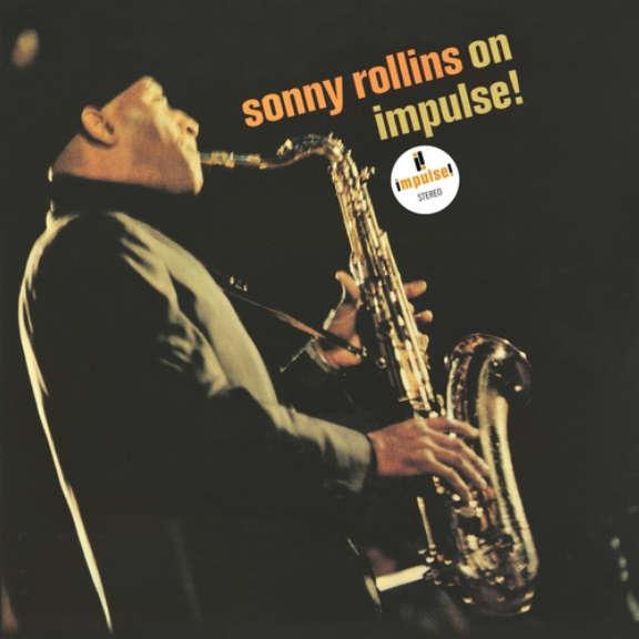 Sonny Rollins Sonny Rollins On Impulse LP 2021