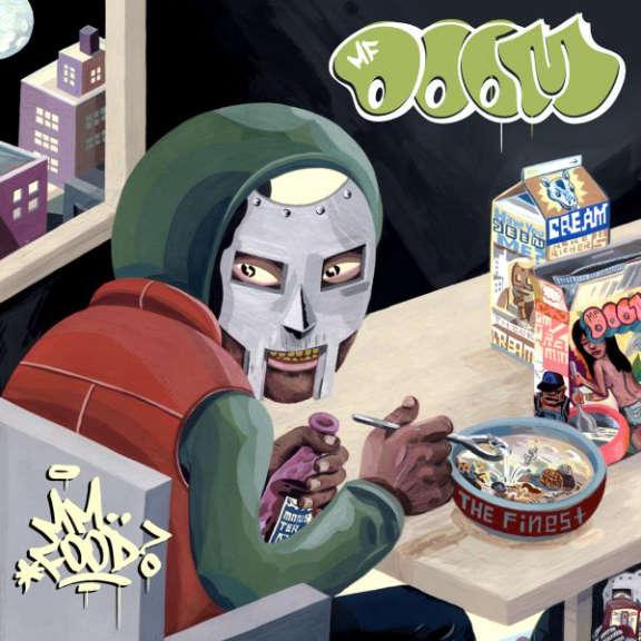 MF Doom MM...Food (coloured) LP 2021