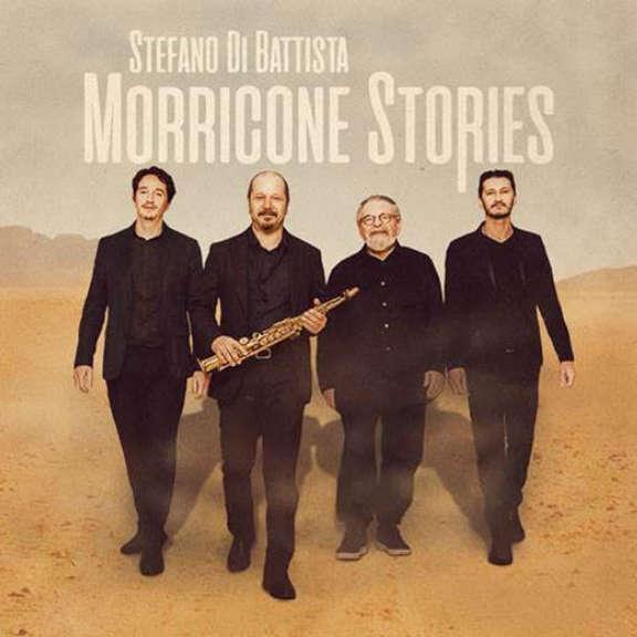 Stefano Di Battista Morricone Stories LP 2021