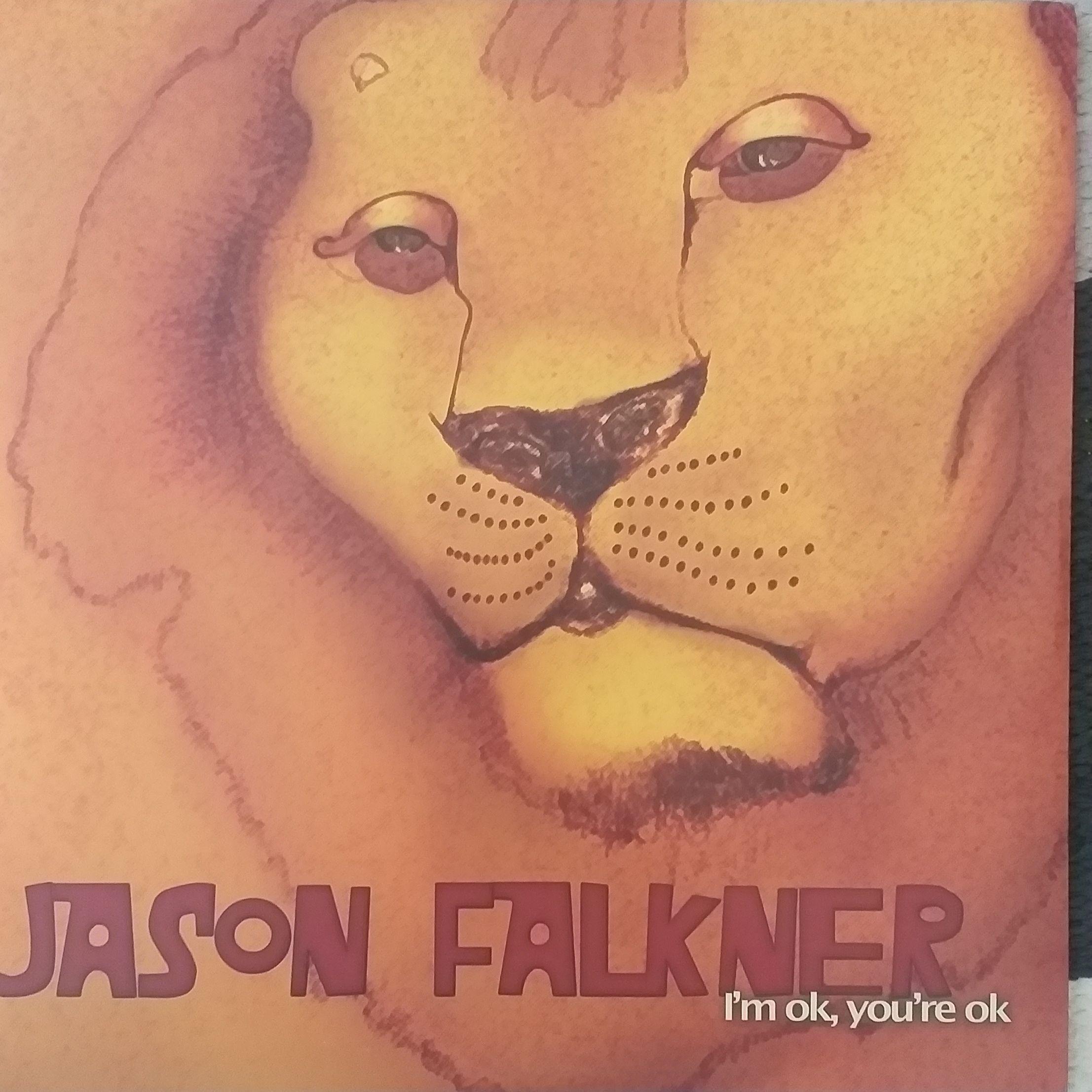Jason Falkner I'm ok, you're ok LP undefined