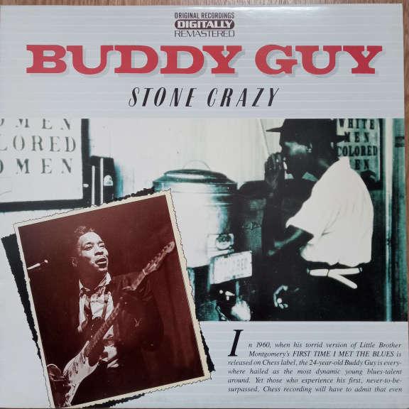 Buddy Guy Stone Crazy LP 0