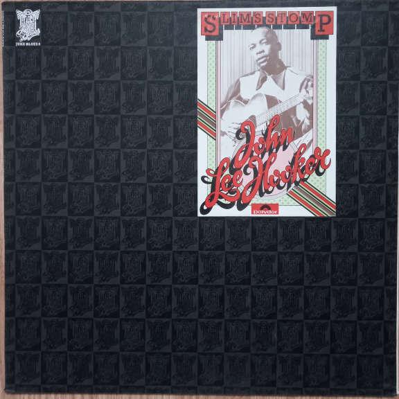 John Lee Hooker Slim's Stomp LP 0