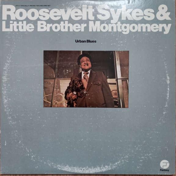 Roosevelt Sykes & Little Brother Montgomery Urban Blues LP 0