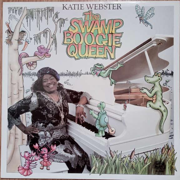 Katie Webster The Swamp Boogie Queen LP 0