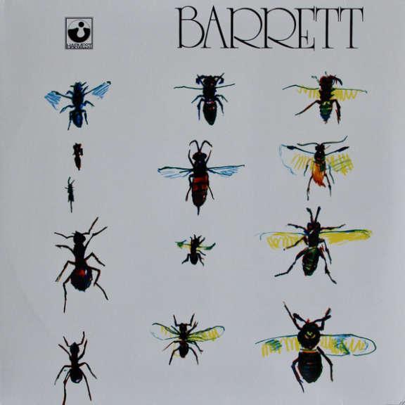 Syd Barrett Barrett LP 0