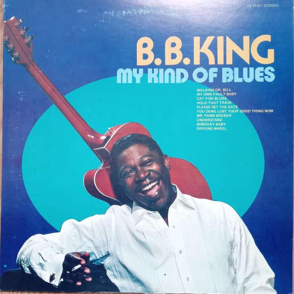 B.B. King My Kind Of Blues LP 0