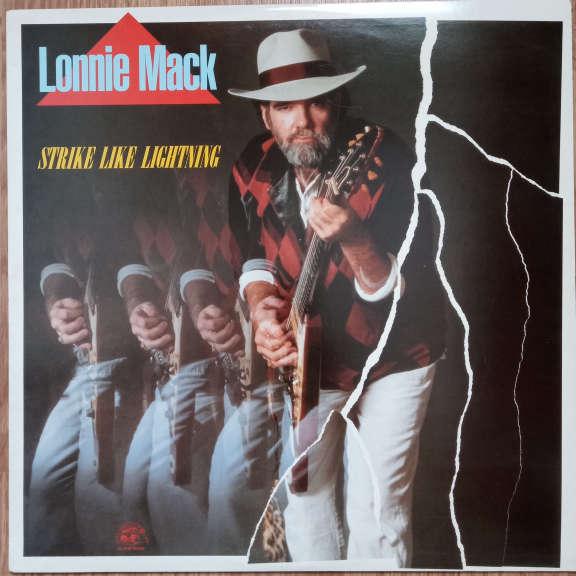 Lonnie Mack Strike Like Lightning  LP 0