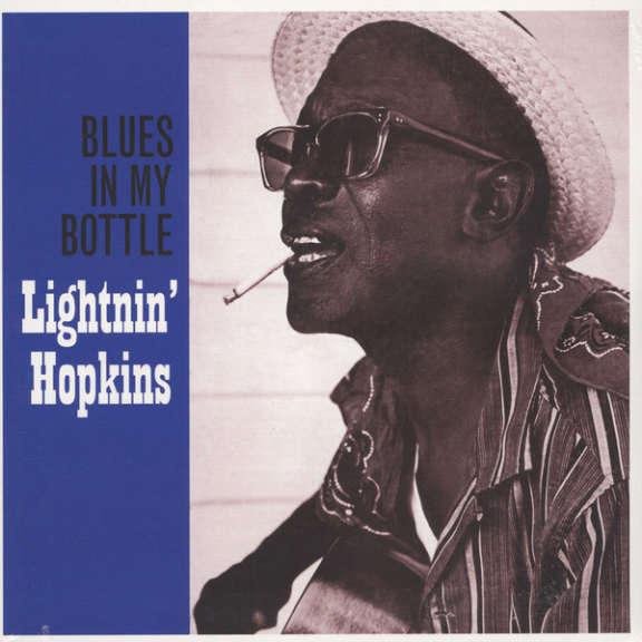 Lightnin' Hopkins Blues In My Bottle LP 0