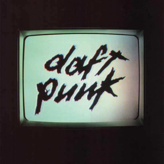 Daft Punk Human After All LP 0