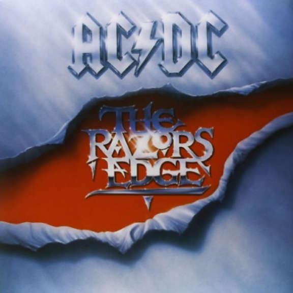 AC/DC The Razors Edge LP 0