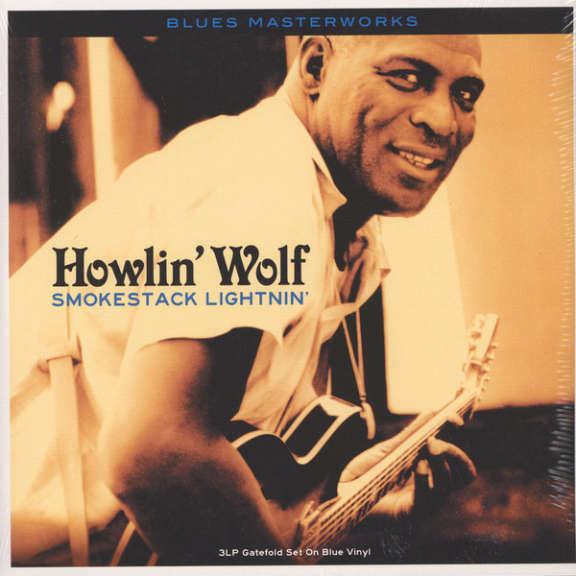 Howlin' Wolf Smokestack Lightnin' LP 0