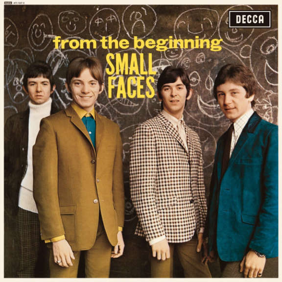 Small Faces From The Beginning LP 0