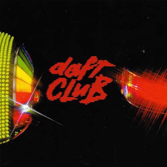 Daft Punk Daft Club LP 0